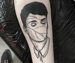 body art, Tattoos, and alternative style image