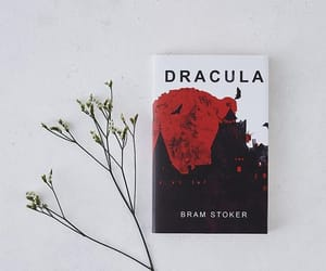 book, bram stoker, and classic image