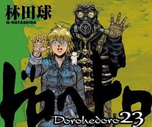 anime, dorohedoro, and manga art image