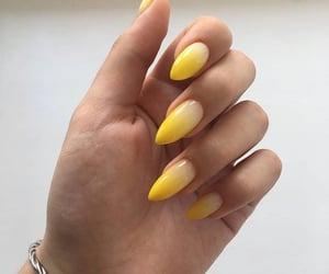 fashion, nails, and inspiration image