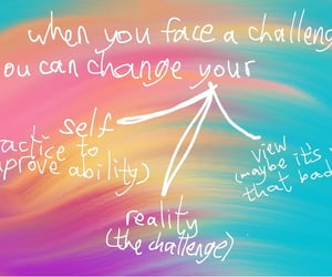 challenge, life, and try image