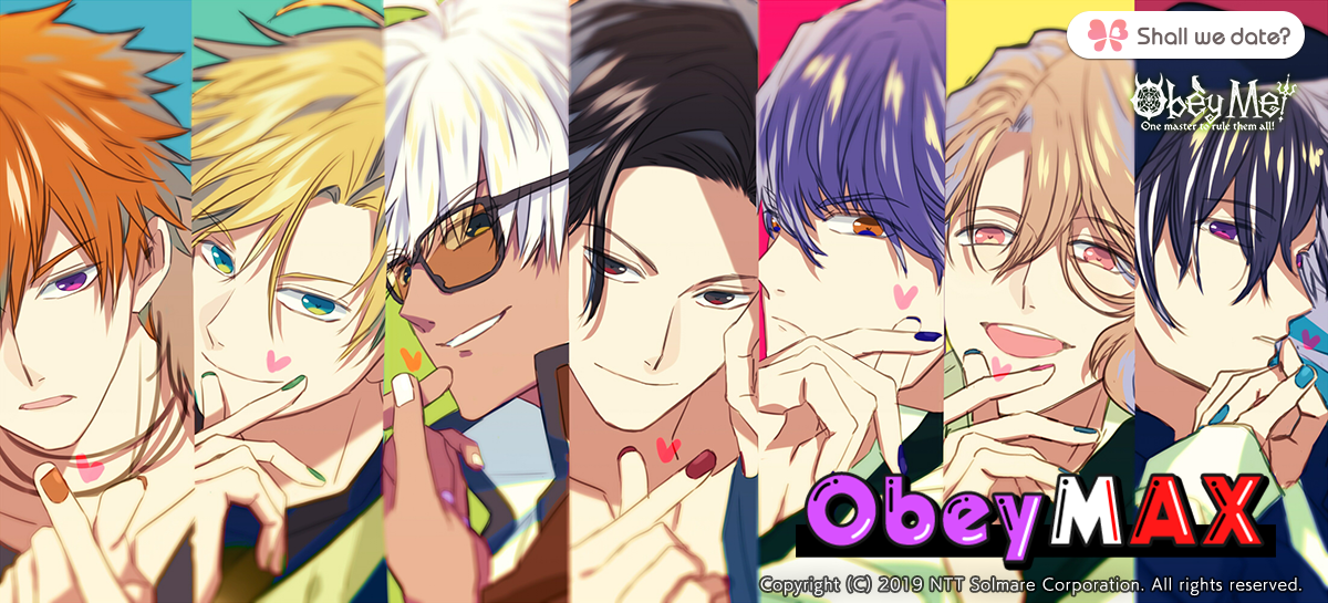article, character, and otome image