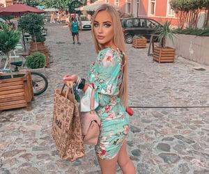 blonde, blondehair, and instagram image