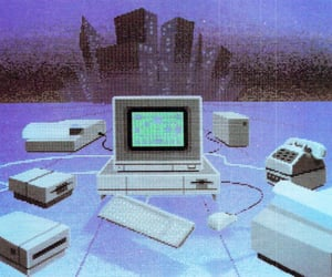 aesthetic, archive, and computer image