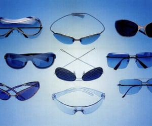 glasses and y2k image