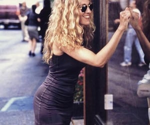 Carrie Bradshaw, sjp, and satc image
