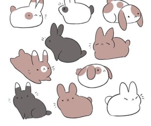 bunny and tumblr image