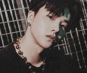 bobby, kpop, and yunhyeong image