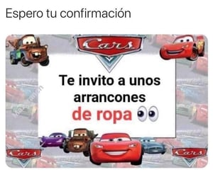 cars, disney, and frases image
