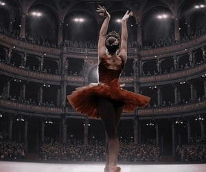 aesthetic, audience, and ballerina image