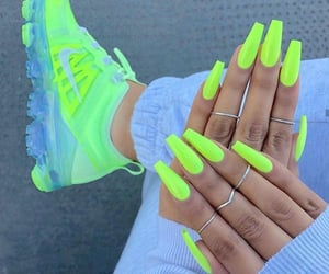 accessories, girl, and sneakers image