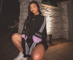 adidas, sneakers, and chunky shoes image