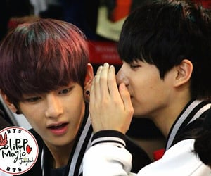 soulmates, vkook, and bts image