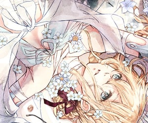 anime, violetevergarden, and fanart image