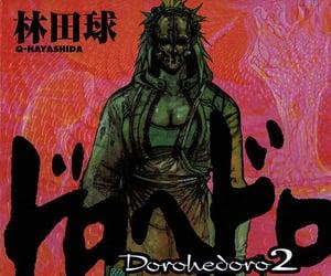 dorohedoro, anime, and manga art image