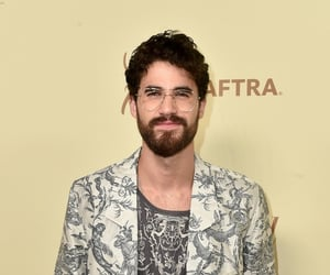 glee, hollywood, and darren criss image