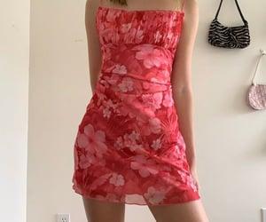 fashion inspiration, pink dress, and style inspiration image