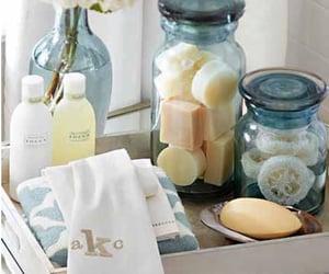 bathroom, chic, and interior design image