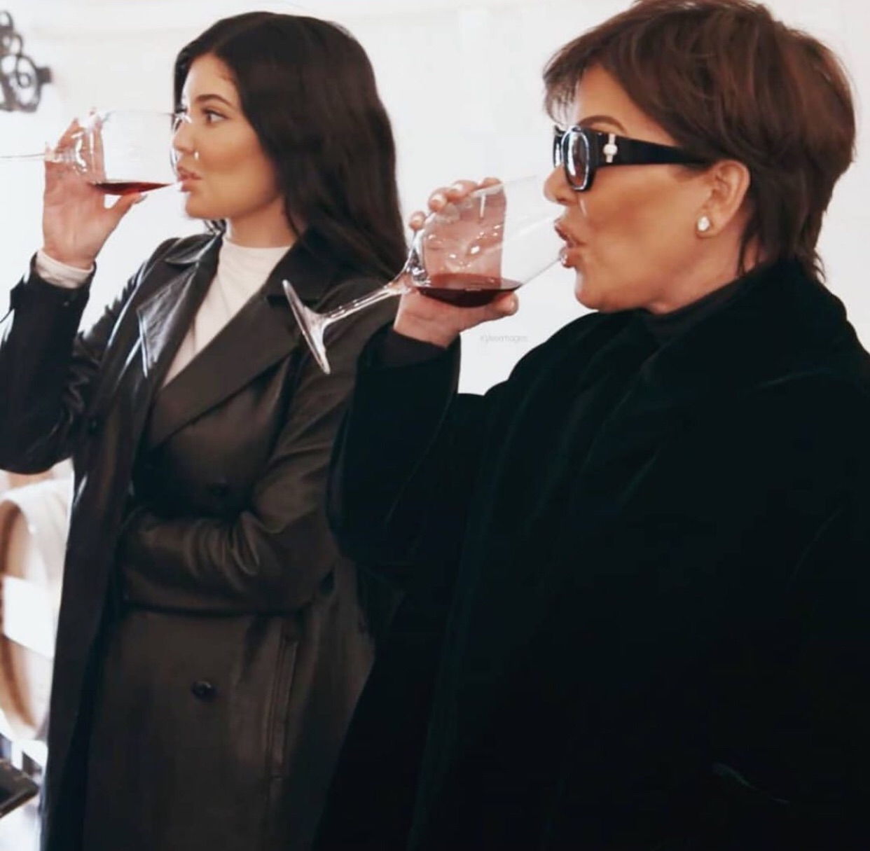 kylie jenner, mood, and reaction image