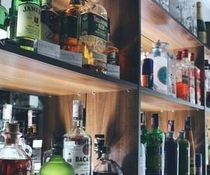 alcohol, redbull, and bar image