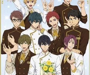 free!, anime boys, and anime image