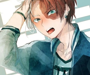 anime, todoroki, and anime boy image