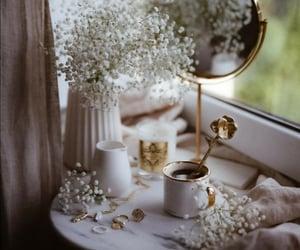 coffee, jewels, and coffee time image