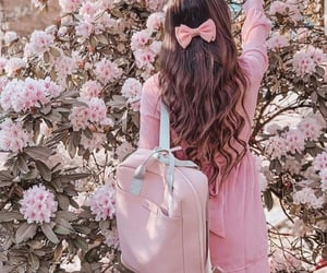 photography and pink image