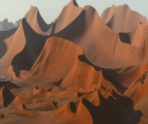 theme, aesthetic, and desert image
