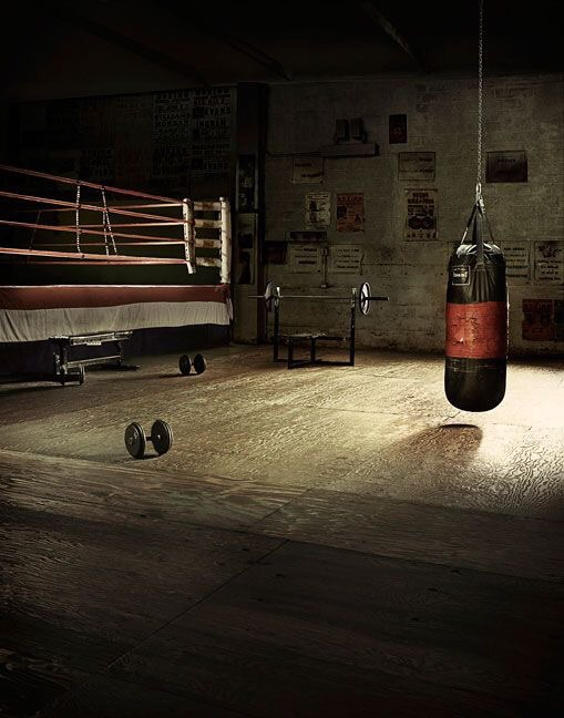 angry, boxing, and nirvana image