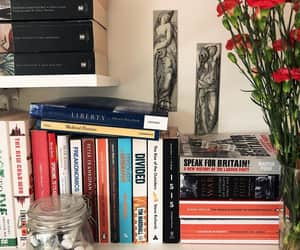 art, book, and books image