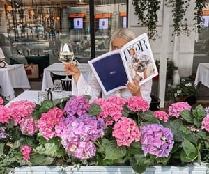 cafe, chill, and dior image