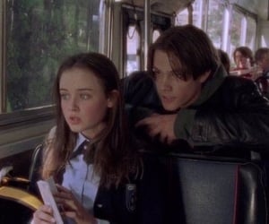 dean, gilmore girls, and picture image