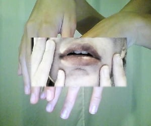 lips and hands image