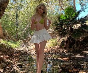 sabrina carpenter, beautiful, and blonde image