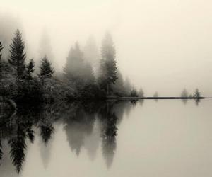 cloudy, mysterious, and nature image