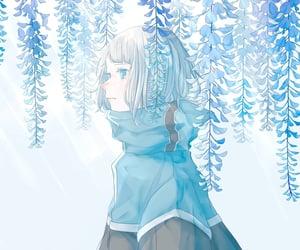 aesthetic, anime, and art image