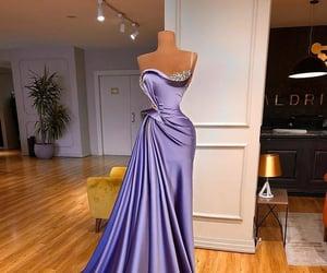 dress and beaded evening dress image