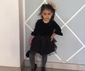 baby girl, toni, and fashion image