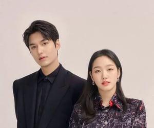 lee min ho, kim go eun, and the king eternal monarch image