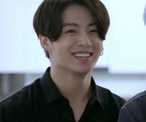 kpop, smile, and jk image