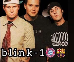 blink-182, champions league, and bayern munich image