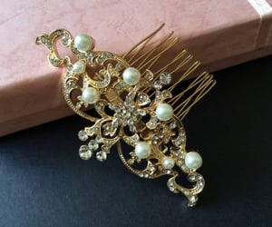 accessories, wedding hair, and wedding gift image