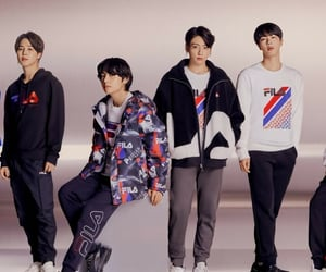 bts, seokjin, and jhope image