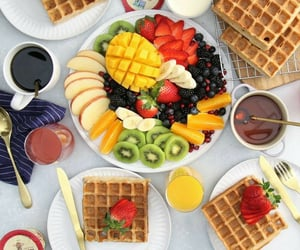 fruit, delicious, and food image