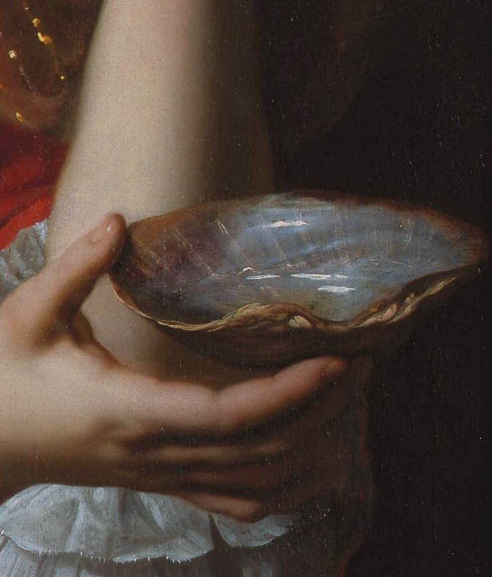 academia, fantasy, and mermaid image