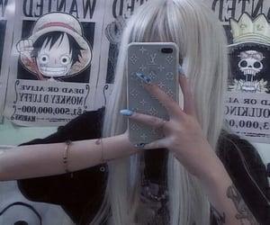 aesthetic, anime, and girl image