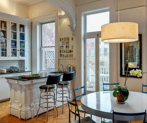 apartment, brownstone, and decor image