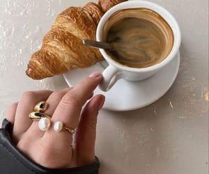 coffee, drink, and fashion image