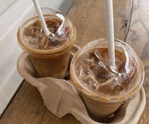 coffee, food, and iced coffee image
